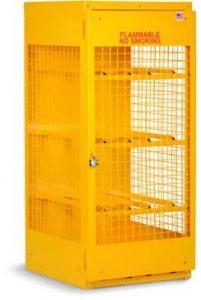 Cylinder Storage Cabinet2