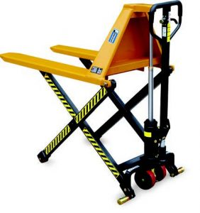 High Lift Pallet Positioner