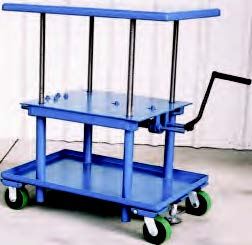 Mechanical Lift Table