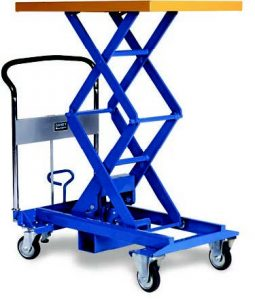 Mobile Lift Table