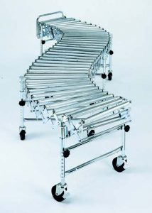 Portable Roller Conveyor