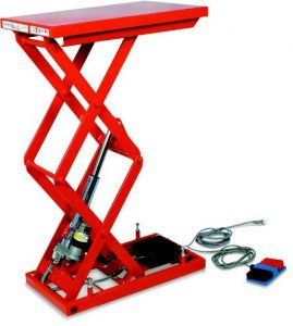 Powered Lift Table
